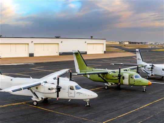 Cessna SkyCourier Certification Flight Test Phase Begins