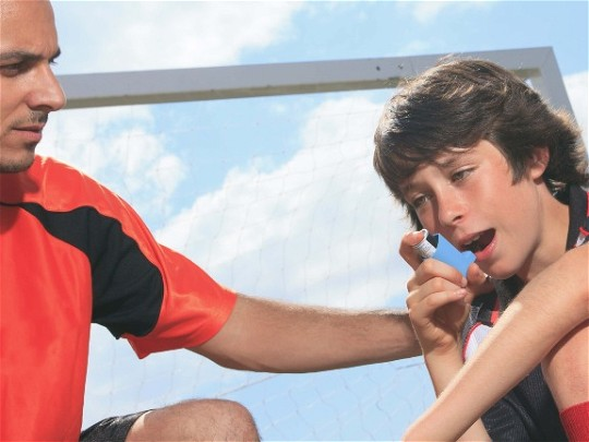 Asthma and Sports