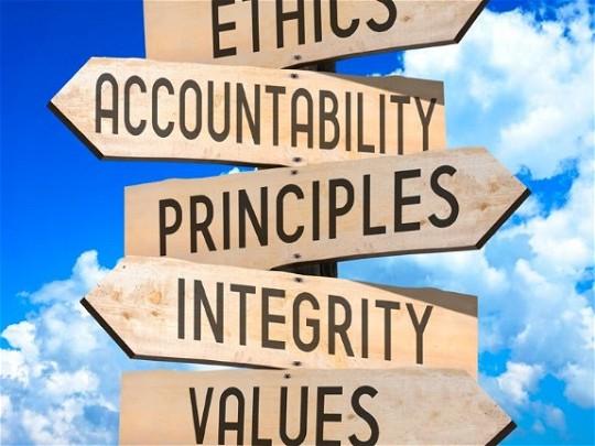 Corporate ethics – where do you get 'em?