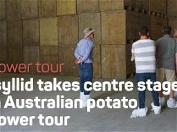 Grower tour