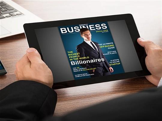 Read Magazines Online: Advantages and Disadvantages